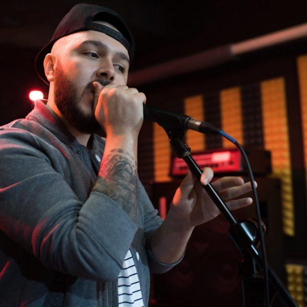 Hip-Hop Frontman
